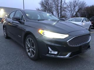 Used 2019 Ford Fusion Hybrid Titanium for sale in Cornwall, ON