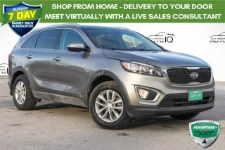 Used 2017 Kia Sorento 2.4L LX AWD!! HEATED SEATS! PARKING SENSORS! for sale in Barrie, ON