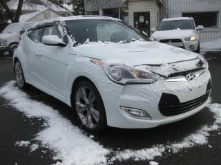 Used 2013 Hyundai Veloster w/Tech AC 4 pass AC Sunroof  Bluetooth Nav Rev Cam for sale in Ottawa, ON