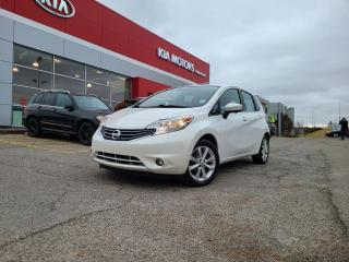 Used 2015 Nissan Versa Note SL for sale in Calgary, AB