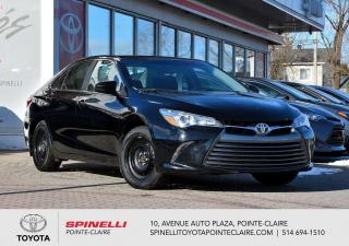 Used 2017 Toyota Camry LE 4 CYL for sale in Pointe-Claire, QC