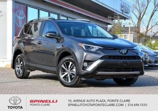 Used 2018 Toyota RAV4 ***RÉSERVÉ***XLE AWD for sale in Pointe-Claire, QC