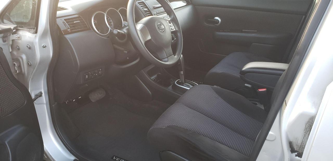2010 Nissan Versa