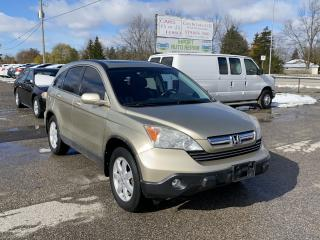 Used 2007 Honda CR-V EX-L for sale in Komoka, ON