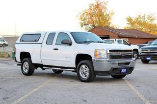 Used 2011 Chevrolet Silverado 2500 2500 HD LT for sale in Brampton, ON