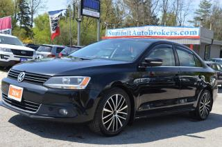 Used 2014 Volkswagen Jetta HIGHLINE TDI for sale in Richmond Hill, ON