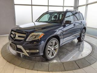 Used 2014 Mercedes-Benz GLK-Class NO ACCIDENTS - WINTER TIRES! for sale in Edmonton, AB
