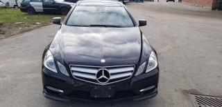 Used 2013 Mercedes-Benz E-Class E 350 for sale in Concord, ON