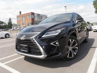Used 2016 Lexus RX 350 Luxury Package for sale in Toronto, ON