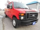 2011 Ford E-250 CARGO 5.4L Loaded Rack Divider Shelving 168,000Km