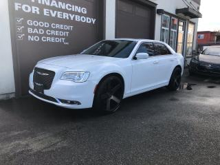Used 2017 Chrysler 300 LIMITED for sale in Abbotsford, BC