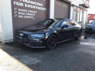 Used 2017 Audi A7 3.0T Competition Prestige quattro for sale in Abbotsford, BC