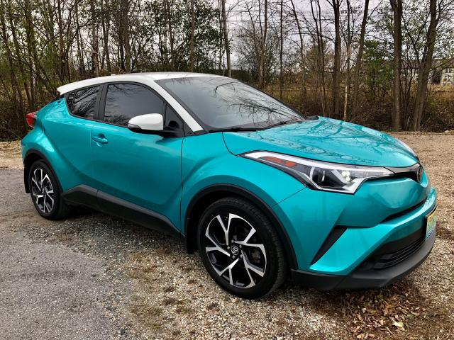 2018 Toyota C-HR XLE Only 66300 km  $77 weekly