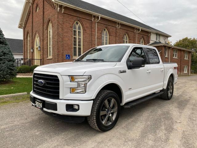 2016 Ford F-150 XLT-FX4 PACKAGE