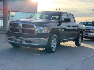 Used 2016 RAM 1500 ST for sale in Tilbury, ON