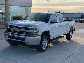 Used 2018 Chevrolet Silverado 2500 Work Truck for sale in Tilbury, ON