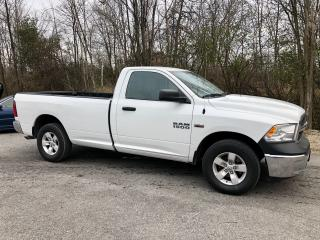 Used 2017 RAM 1500 ST with only 60050 km $111 weekly for sale in Perth, ON