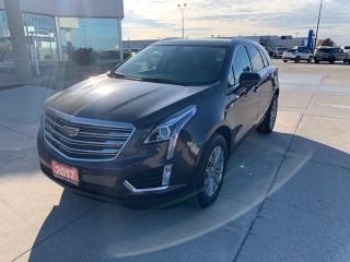 Used 2017 Cadillac XT5 Luxury AWD for sale in Tilbury, ON