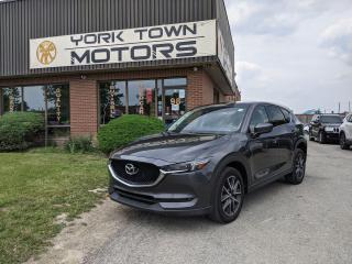 Used 2017 Mazda CX-5 GT/AWD/Fully Loaded with Bose Stereo/1 OWNER/ALLOY for sale in North York, ON