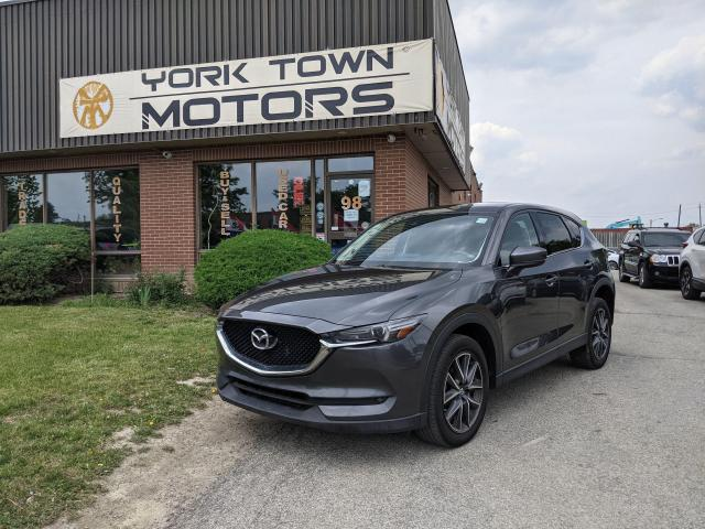 2017 Mazda CX-5 GT/AWD/Fully Loaded with Bose Stereo/1 OWNER/ALLOY