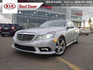 Used 2011 Mercedes-Benz E-Class E 350, Pure Luxury, Front & Rear Parking Sensors, Memory Front Seats for sale in Red Deer, AB