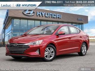 New 2020 Hyundai Elantra Preferred for sale in Leduc, AB