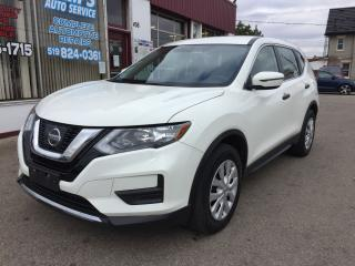 Used 2017 Nissan Rogue HEATED SEATS/BACK-UP CAMERA for sale in Guelph, ON