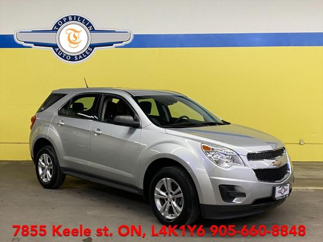 2014 Chevrolet Equinox AWD, 1 Owner, Clean CarFax, 2 Years Warranty