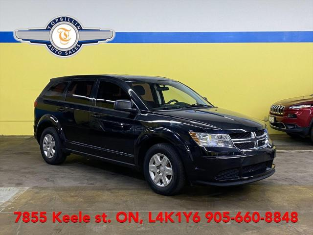 2012 Dodge Journey CVP, Only 83K, 2 Years Warranty