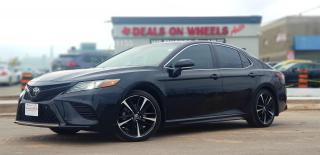 Used 2018 Toyota Camry XSE for sale in Oakville, ON