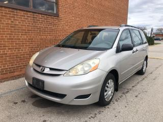 Used 2006 Toyota Sienna CE/7 PASSENGERS for sale in Oakville, ON