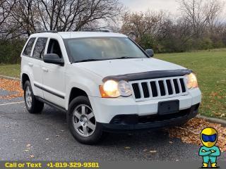 Used 2008 Jeep Grand Cherokee Laredo for sale in Ottawa, ON