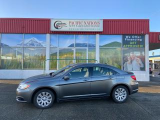 Used 2013 Chrysler 200 LX for sale in Campbell River, BC