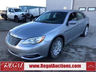 Used 2014 Chrysler 200 LX 4D Sedan 2.4L for sale in Calgary, AB