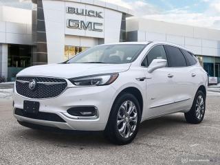 New 2021 Buick Enclave Avenir The Best Deals to come in 2021 for sale in Winnipeg, MB