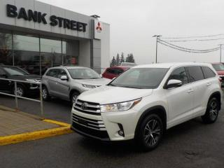 Used 2017 Toyota Highlander LE for sale in Gloucester, ON