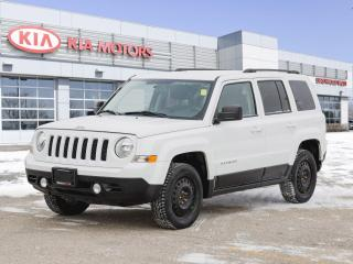 Used 2015 Jeep Patriot North 4WD | Heated Seats | Low Mileage for sale in Winnipeg, MB