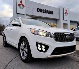 Used 2018 Kia Sorento 2.0L SX for sale in Orléans, ON
