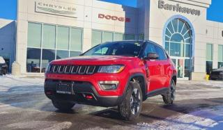 Used 2018 Jeep Compass Trailhawk for sale in Ottawa, ON