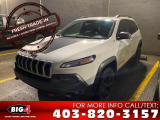 Used 2017 Jeep Cherokee Trailhawk for sale in Calgary, AB