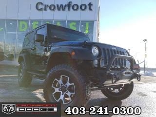 Used 2017 Jeep Wrangler SAHARA