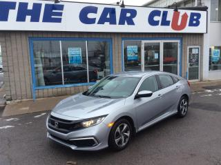 Used 2019 Honda Civic Sedan LX CVT for sale in Ottawa, ON