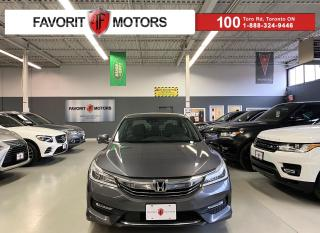 Used 2017 Honda Accord Sedan Touring *CERTIFIED!*|NAV|SUNROOF|LEATHER|ALLOYS|++ for sale in North York, ON