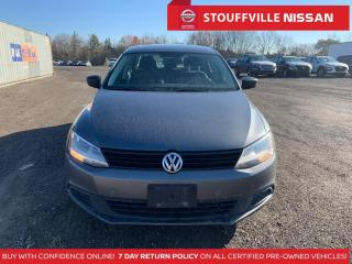 Used 2011 Volkswagen Jetta Trendline  Manual  ONE Owner  Winter CAR for sale in Stouffville, ON