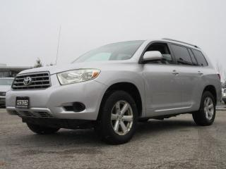 Used 2009 Toyota Highlander 4WD/ACCIDENT FREE for sale in Newmarket, ON