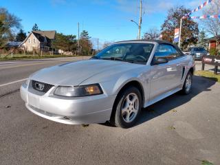 Used 2003 Ford Mustang Deluxe Convertible for sale in Dunnville, ON