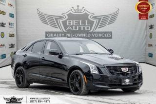 Used 2016 Cadillac ATS Sedan Standard, NO ACCIDENTS, AWD, REAR CAM, SUNROOF. for sale in Toronto, ON