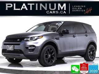 Used 2017 Land Rover Discovery Sport HSE, AWD, NAV, PANO, CAM, HEATED, KEYLESS, PARKING for sale in Toronto, ON