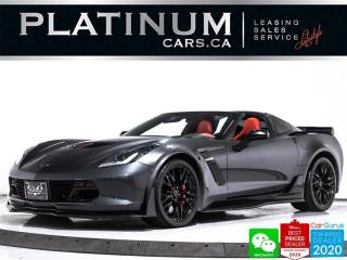 Used 2019 Chevrolet Corvette Z06 650HP, 3LZ, COMPETITION SEAT, NAV, HUD, CAM for sale in Toronto, ON