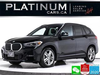 Used 2020 BMW X1 xDrive28i, NAV, M-SPORT, HEATED, CAM, CARPLAY for sale in Toronto, ON